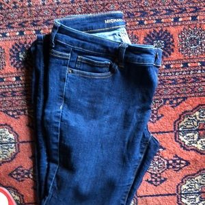 Michael Kors jeans size 6 greats shape